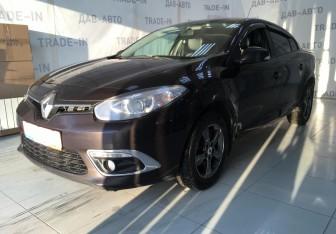 Renault Fluence в Перми