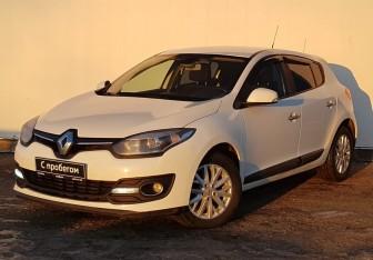Renault Megane Hatchback в Ярославле