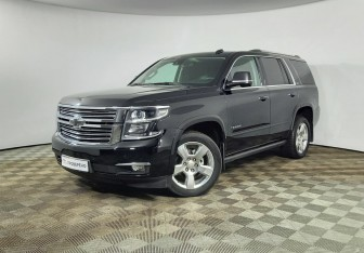 Chevrolet Tahoe в Санкт-Петербурге