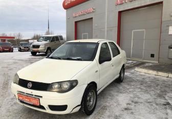 Fiat Albea в Перми