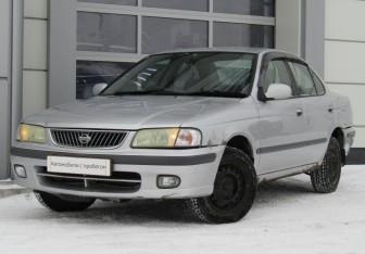 Nissan Sunny Sedan в Новокузнецке