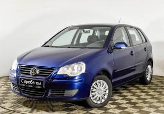 Volkswagen Polo Hatchback в Москве
