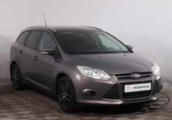 Ford Focus Wagon в Санкт-Петербурге