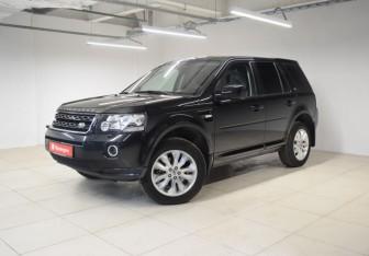 Land Rover Freelander в Москве
