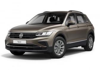 Volkswagen Tiguan в Новосибирске