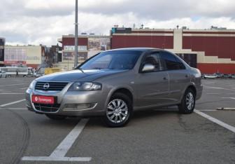 Nissan Almera Classic в Краснодаре