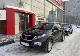 Kia Sportage в Москве