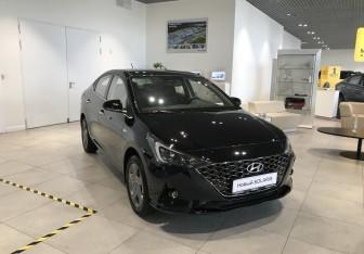 Hyundai Solaris Sedan в Дмитрове