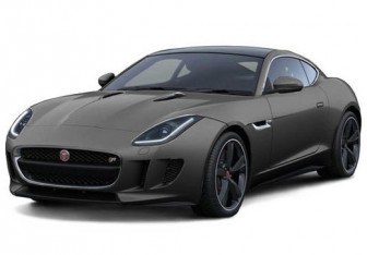 Jaguar F-Type Coupe в Москве