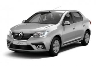 Renault Logan Sedan в Екатеринбурге