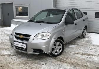 Chevrolet Aveo Sedan в Саратове