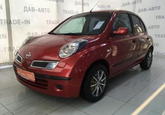 Nissan Micra Hatchback в Перми