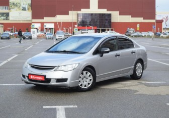 Honda Civic Sedan в Краснодаре