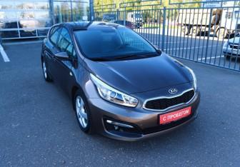 Kia Ceed Hatchback в Иваново