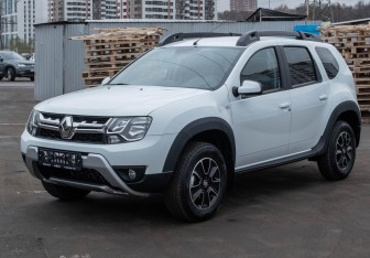 Renault Duster в Новокузнецке