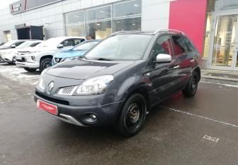 Renault Koleos в Москве