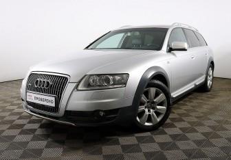 Audi A6 allroad в Москве