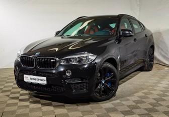 BMW X6 M в Санкт-Петербурге