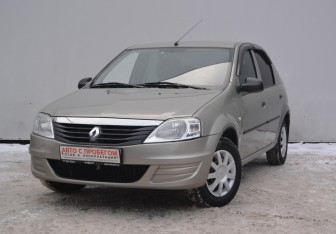 Renault Logan Sedan в Дмитрове