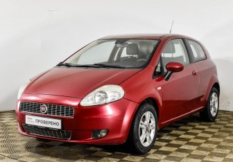 Fiat Punto Hatchback в Москве
