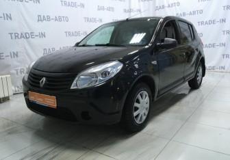 Renault Sandero в Перми