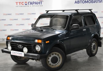 LADA (ВАЗ) 2121 (4x4) в Оренбурге