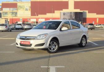 Opel Astra Sedan в Краснодаре