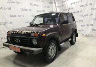 LADA (ВАЗ) 2121 (4x4) в Перми