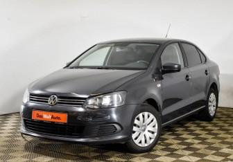 Volkswagen Polo Sedan в Москве