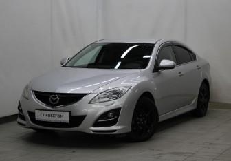 Mazda 6 Sedan в Новосибирске