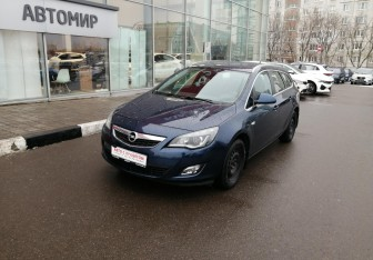 Opel Astra Wagon в Москве