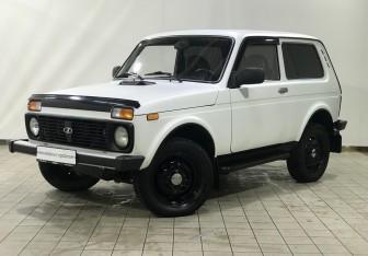 LADA (ВАЗ) 2121 (4x4) в Новосибирске