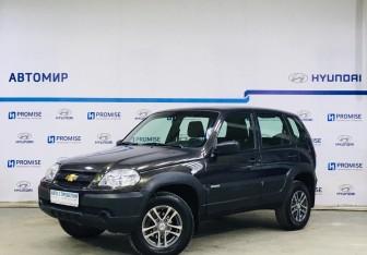 Chevrolet Niva в Новосибирске