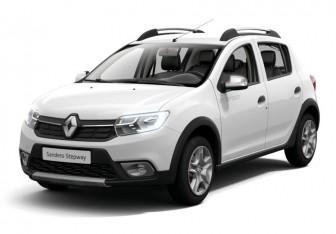 Renault Sandero в Сургуте