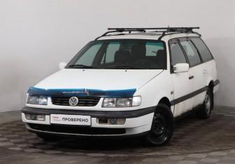 Volkswagen Passat Wagon в Санкт-Петербурге