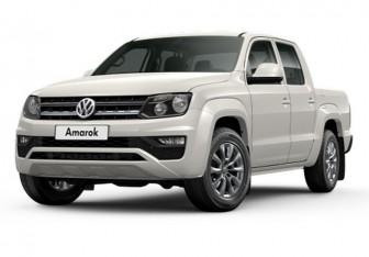 Volkswagen Amarok в Новосибирске