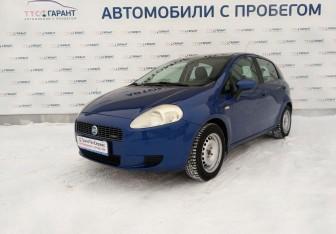 Fiat Punto Hatchback в Ижевске