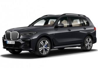 BMW X7 в Москве