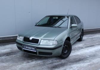 Skoda Octavia Liftback в Воронеже