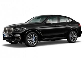 BMW X4 в Москве