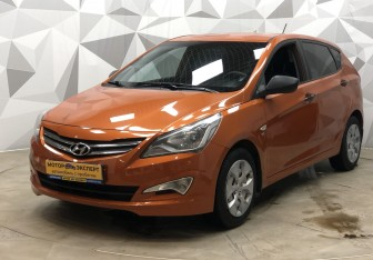 Hyundai Solaris Hatchback в Кирове