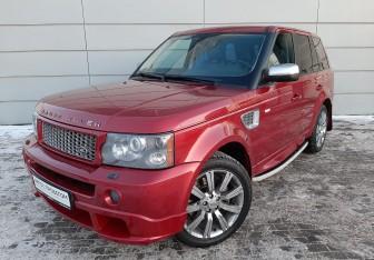 Land Rover Range Rover Sport в Екатеринбурге