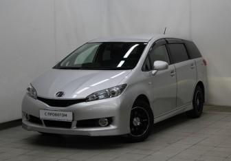 Toyota Wish Minivan в Новосибирске