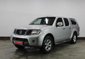 Nissan Navara (Frontier) в Москве