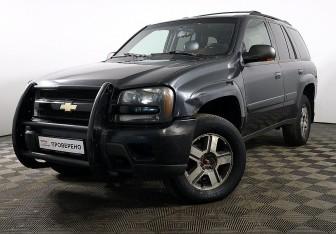 Chevrolet TrailBlazer в Москве