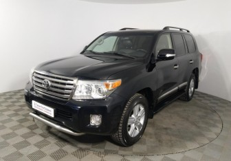 Toyota Land Cruiser Suv в Казани