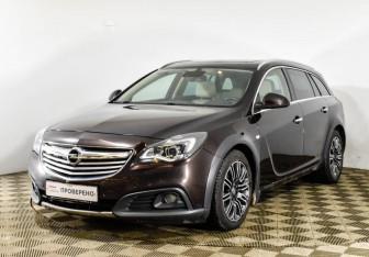 Opel Insignia Wagon в Москве