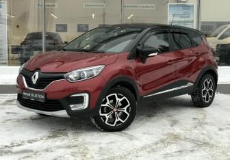 Renault Kaptur в Новосибирске