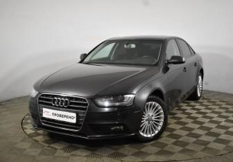 Audi A4 Sedan в Санкт-Петербурге