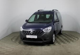 Renault Dokker в Москве
